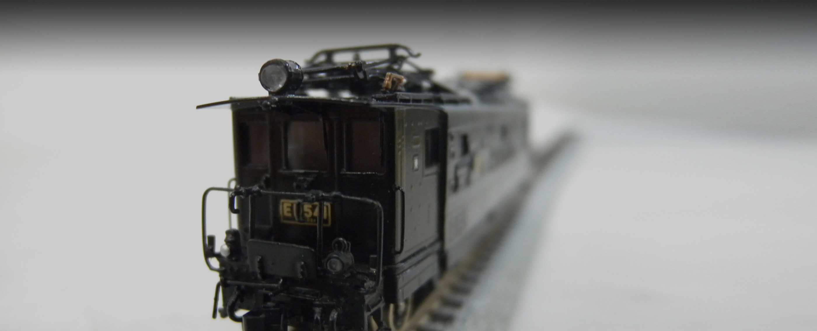 ムサシノモデルの鉄道模型